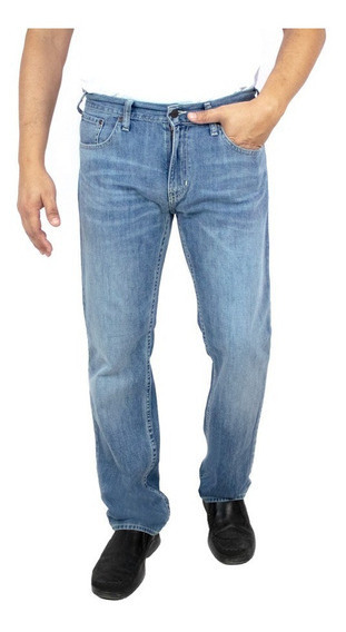 Jeans Breton Para Caballero Straight Fit. Estilo Bjm027a