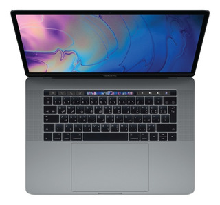 Apple Macbook Pro 2018 15 16gb I7 2,2-6ghz 555x Ssd 256gb