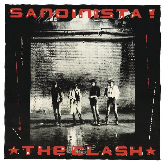 Vinilo : The Clash - Sandinista! (lp Vinyl)