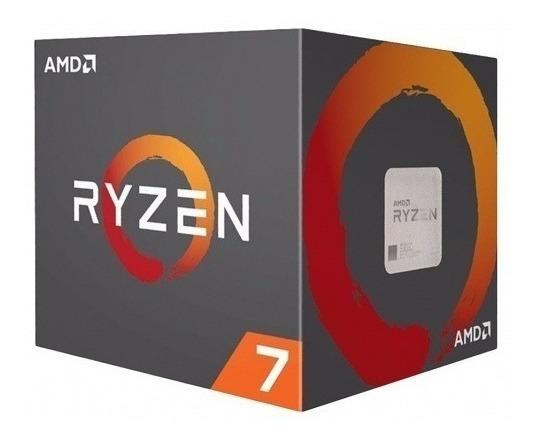 Micro Procesador Amd Ryzen 7 1700 3.7ghz 8/16 Box Gamer