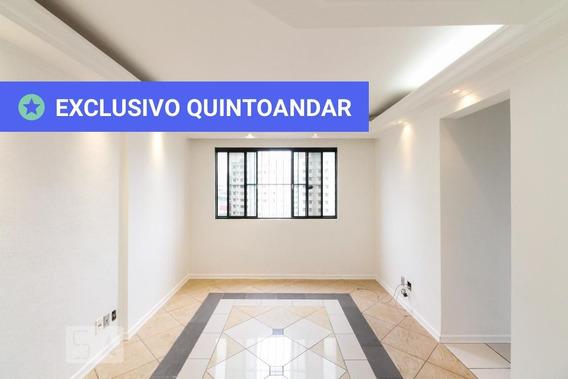 Apartamento No 10º Andar Com 2 Dormitórios E 1 Garagem - Id: 892958360 - 258360