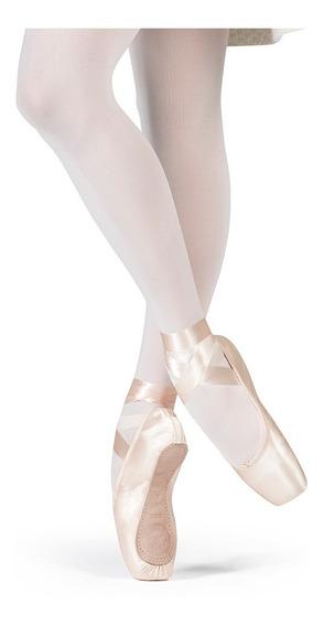 Sapatilha Ballet Ponta Capezio Partner Box 182