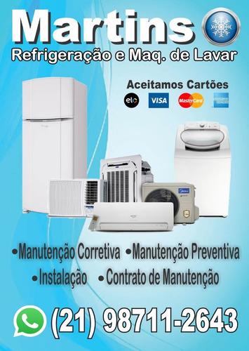 Imagem 1 de 1 de Mecânico De Refrigeração,manutenção E Instalação E Etc