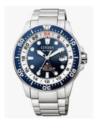 Relogio Citizen Promaster Bj7111-86l Eco-drive Titanium