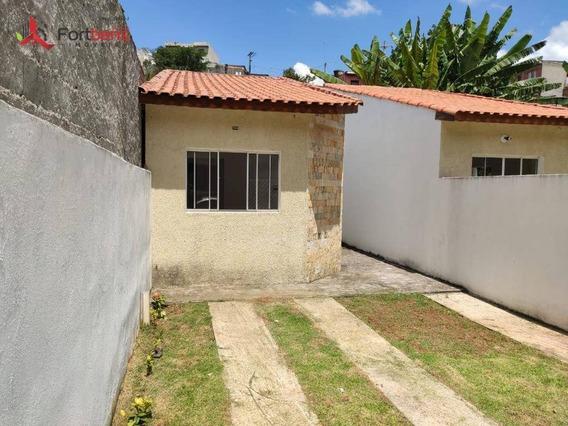 Casa Com 2 Dormitórios À Venda, 300 M² Por R$ 190.000 - Ca0644