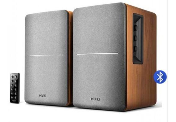 Edifier R1280db Caixa De Som Bluetooth Madeira 42w Lacrada
