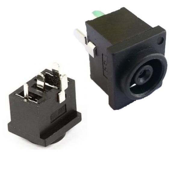 Conector Power Jack Monitor Placa Logica Samsung Sa300/novos