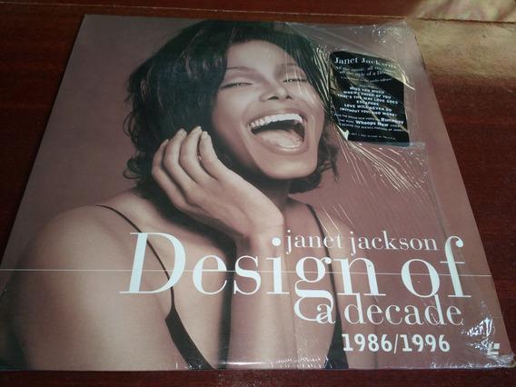 Ld Janet Jackson Design Of A Decade 1996 U.s.a. 780063657716