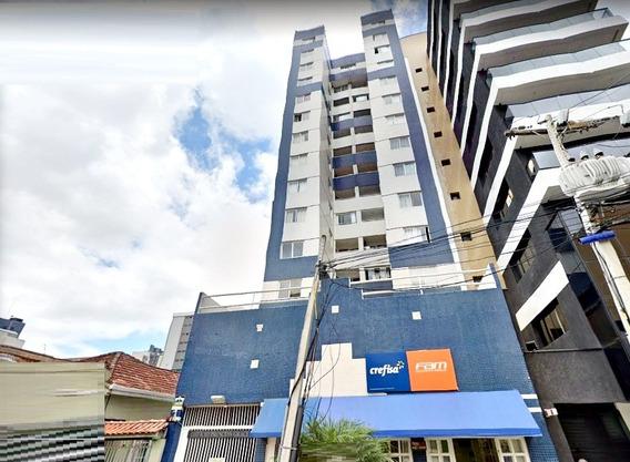 Apartamento De Condomínio Em Curitiba - Pr - Ap1018_impr