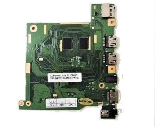 Imagem 1 de 7 de Placa Mãe Notebook Tablet Positivo Sx1000