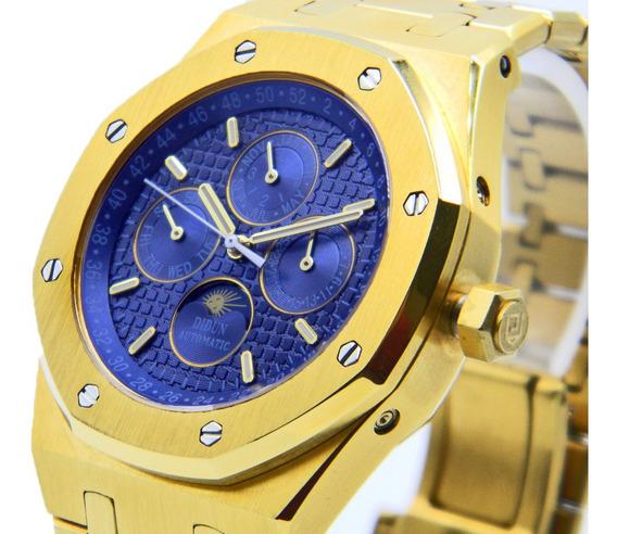 Reloj Rose Gold 10k Fase Lunar   San Valentin $ 12,500 -30%