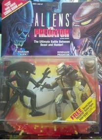 Aliens Vs Predator Deluxe Figure Figure Set