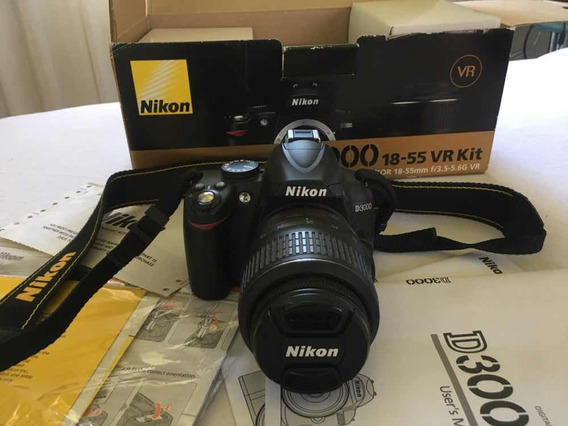 Nikon D3000