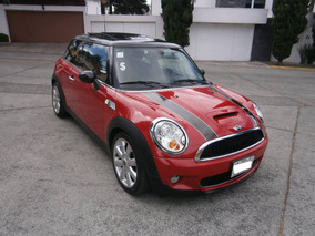 Mini Cooper S Chili Aut Lea Descripcion
