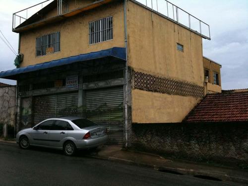 Galpão À Venda, 600 M² Por R$ 1.500.000,00 - Vila Sul Americana - Carapicuíba/sp - Ga0211