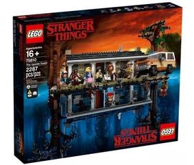 Lego Stranger Things Netflix-75810 (2287 Peças)-lançamento