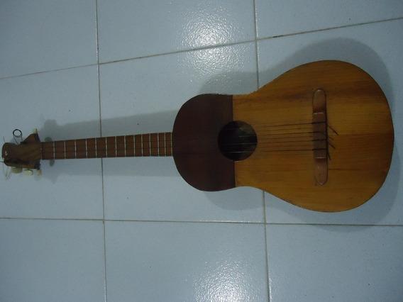 Cuatro Con Cabeza Tipo Guitarra Electrica Perfecto