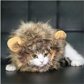 Roupa Pet Touquinha Juba Leão Alta Qualidade