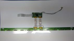 Placa Controle Lg 42pq30r + Buffer Xr E Xl Kit Completo!