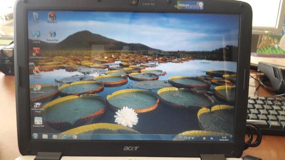 Notebook Acer Aspire 4720z Preto