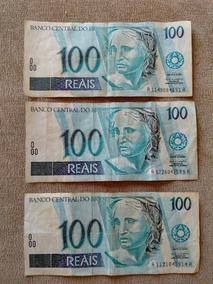 Cédulas Raras De R$ 100