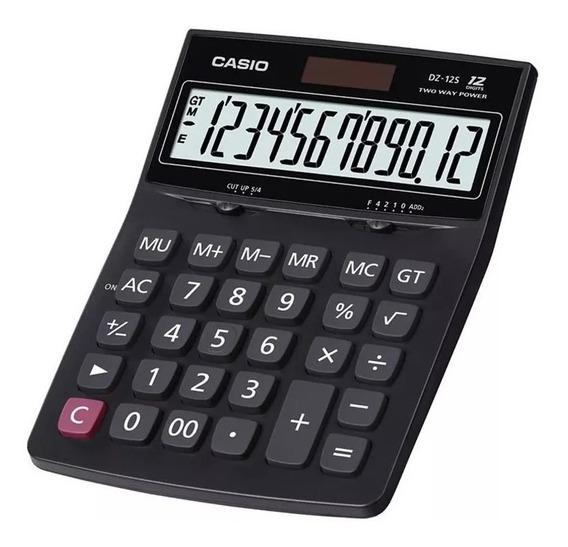 Calculadora Casio Dz-12s 12 Digitos