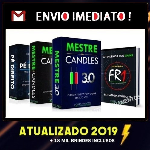 Mestre Dos Candles 3.0 Ports Trader