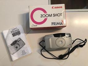 Câmera Canon Zoom Shot Prima