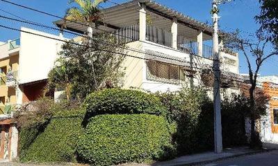 Sobrado Com 4 Dormitórios À Venda, 298 M² Por R$ 775.000 - Bangu - Santo André/sp - So20856