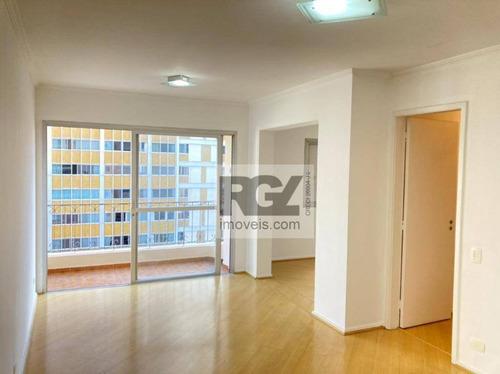 Imagem 1 de 18 de Apartamento À Venda, 76 M² Por R$ 949.000,00 - Itaim Bibi - São Paulo/sp - Ap7607