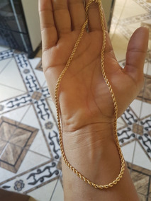 Cordao De Ouro 5 Gramas Numa Usado.