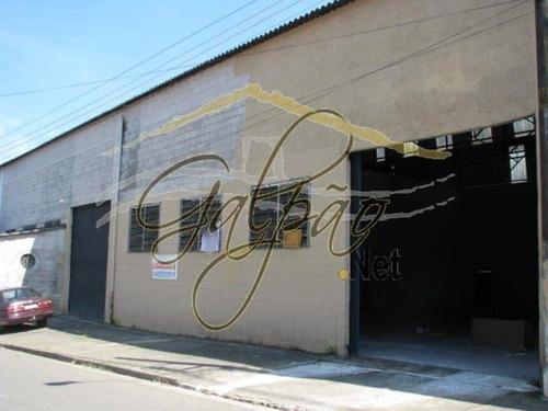 Imagem 1 de 17 de Ga3440 - Alugar Galpão Em Santana De Parnaíba Com 740 Metros De Terreno / 780 Metros De Galpão / 730 Metros De Área Fabril / 50 Metros De Escritório - Ga3440 - 33874988