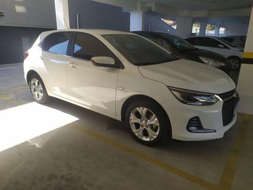 Imagem 1 de 8 de Chevrolet Onix 2021 1.0 Premier I Turbo Aut. 5p