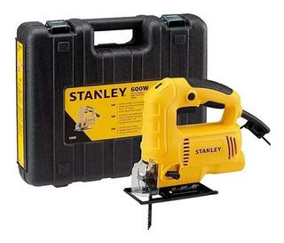 Serra Tico Tico 600w Velocidade Variável Sj60k Stanley
