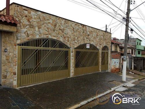 Casa Com 3 Dormitórios À Venda Por R$ 955.000,00 - Vila Matilde - São Paulo/sp - Ca0322
