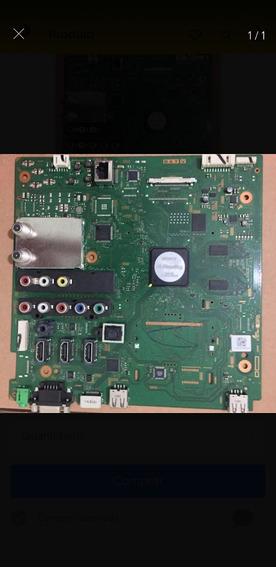 Placa Principal Tv Sony Modelo Kdl40ex525