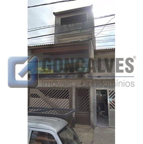 Venda Sobrado Sao Bernardo Do Campo Parque Seleta Ref: 13858 - 1033-1-138587