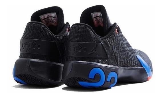 Tenis Nike Jordan Ultra Fly Low 3 Negro Talla # 25 Al 31 Cm