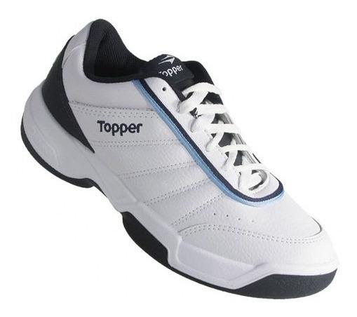 Topper Zapatillas 35 Al 44 - Tie Break Iii 29701/0 Yandi
