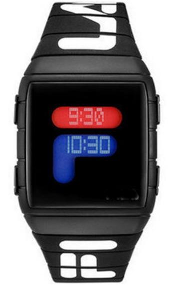 Relógio Masculino Digital Novidade 2020 Preto Com Luz