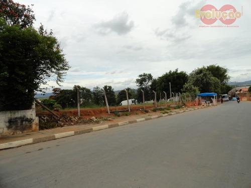 Terreno Comercial À Venda, Jardim Alto De Santa Cruz, Itatiba - Te0449. - Te0449