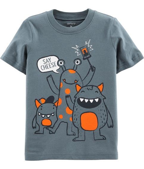 Roupas De Bebe Infantil Camiseta Menino Carters Eua