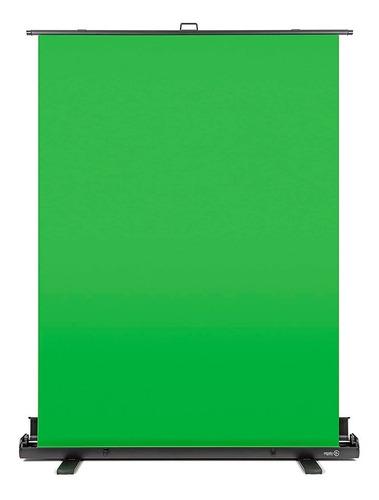 Imagen 1 de 10 de Pantalla Streaming Plegable El Gato Chroma Key Verde Screen