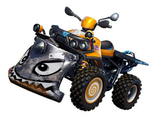 Fortnite Quadcrasher Int 10671 Original Cuatriciclo Combate