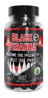 Black Piranha C/ Dmaa 60 Cap - Hi Tech (eua) Últimos!!