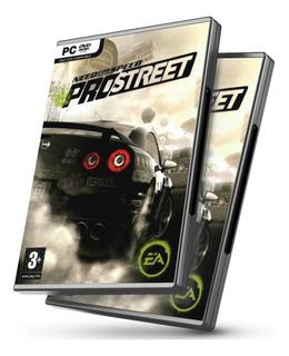 Random Steam Key + Need For Speed Prostreet Juego Pc Windows