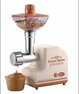 Máquina Para Hacer Mantequilla De Maní Nostalgia Pbm500