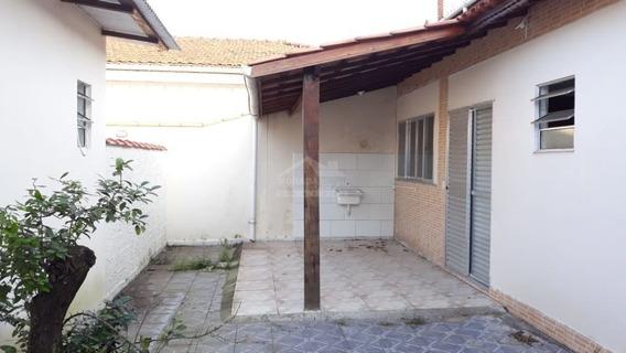 Casa Para Locação Com 2 Dormitórios No Caiçara Em Praia Grande - Mp14167