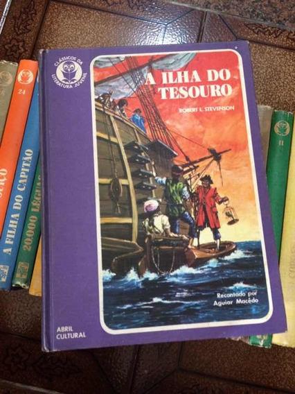 Coleçao Classicos Da Literatura Juvenil 50 Volumes - Abril