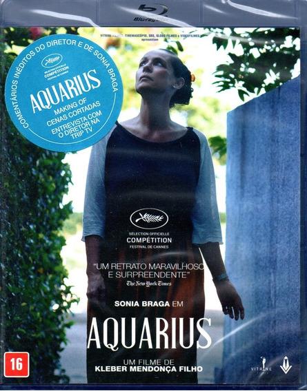 Blu-ray Aquarius Com Sonia Braga - Imovision - Bonellihq Q20